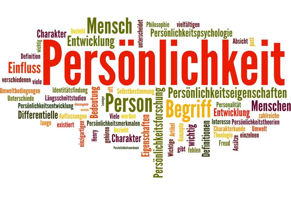 Was ist Persönlichkeit?