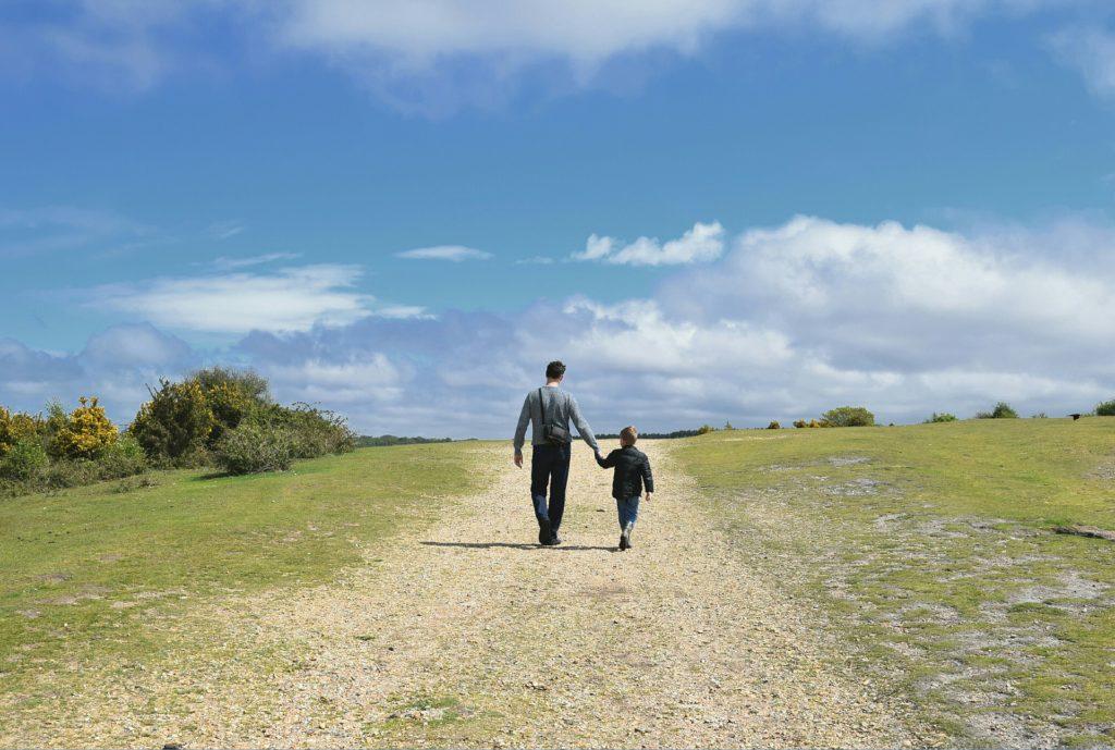 Selbstachtung und die Vater-Sohn Beziehung
